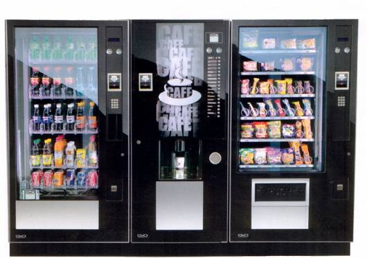 Automaten Aufstellen Genehmigung